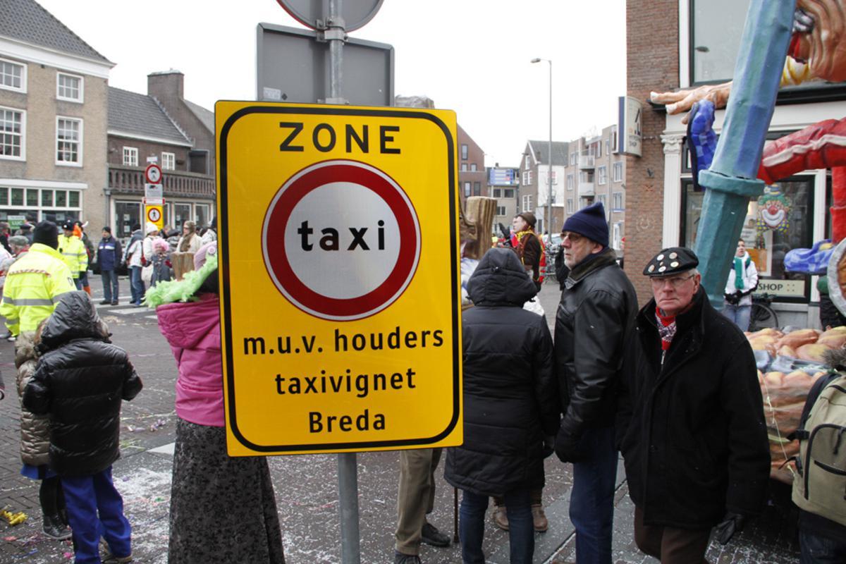 taxi-keurmerk